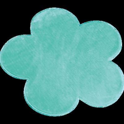 Tapis enfant vert d'eau D100cm-SWEET
