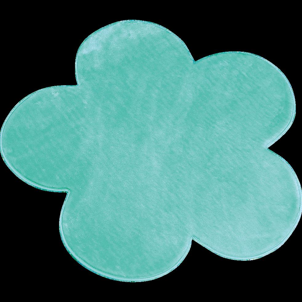 tapis enfant vert d 39 eau d100cm sweet tapis unis alinea. Black Bedroom Furniture Sets. Home Design Ideas