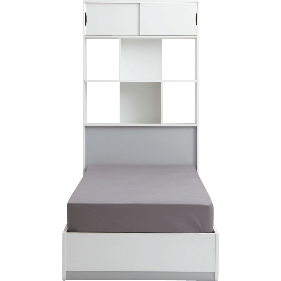 lit cool alinea. Black Bedroom Furniture Sets. Home Design Ideas