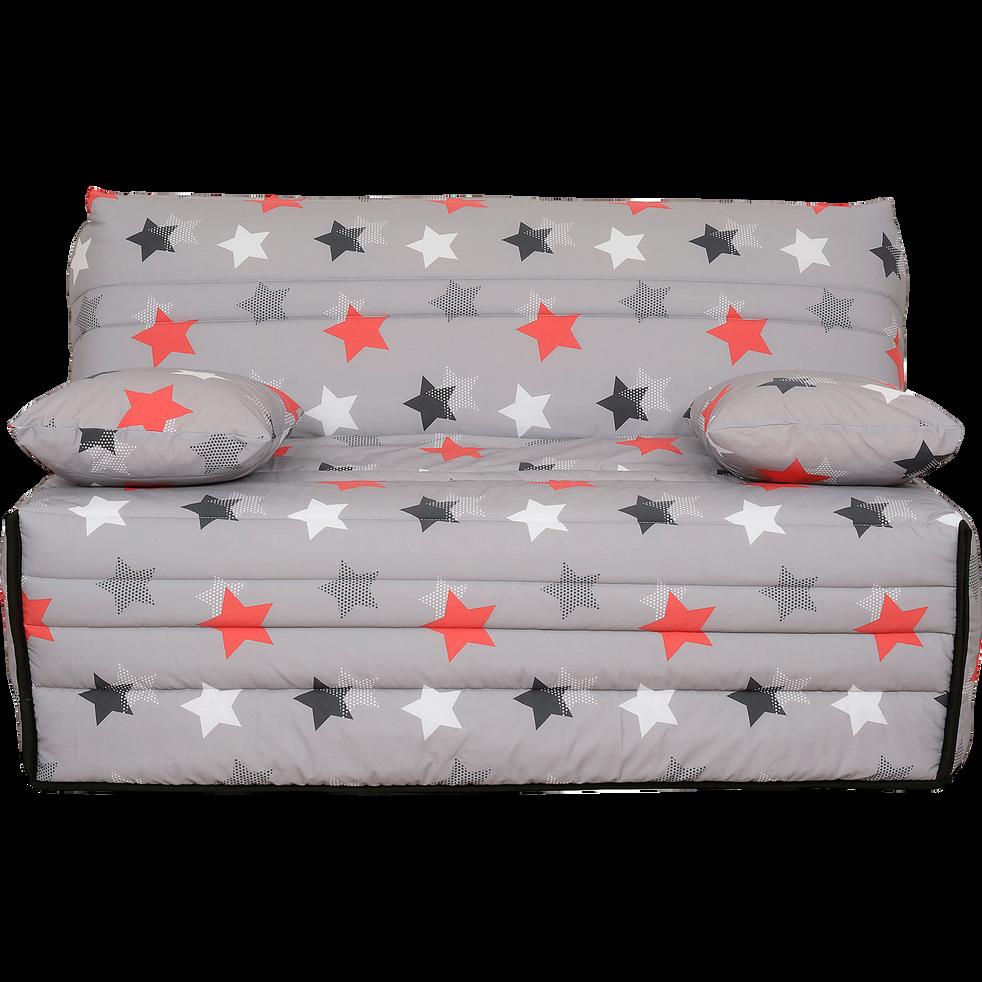 housse de bz 140cm star slyde housses de clic clac et bz alinea. Black Bedroom Furniture Sets. Home Design Ideas