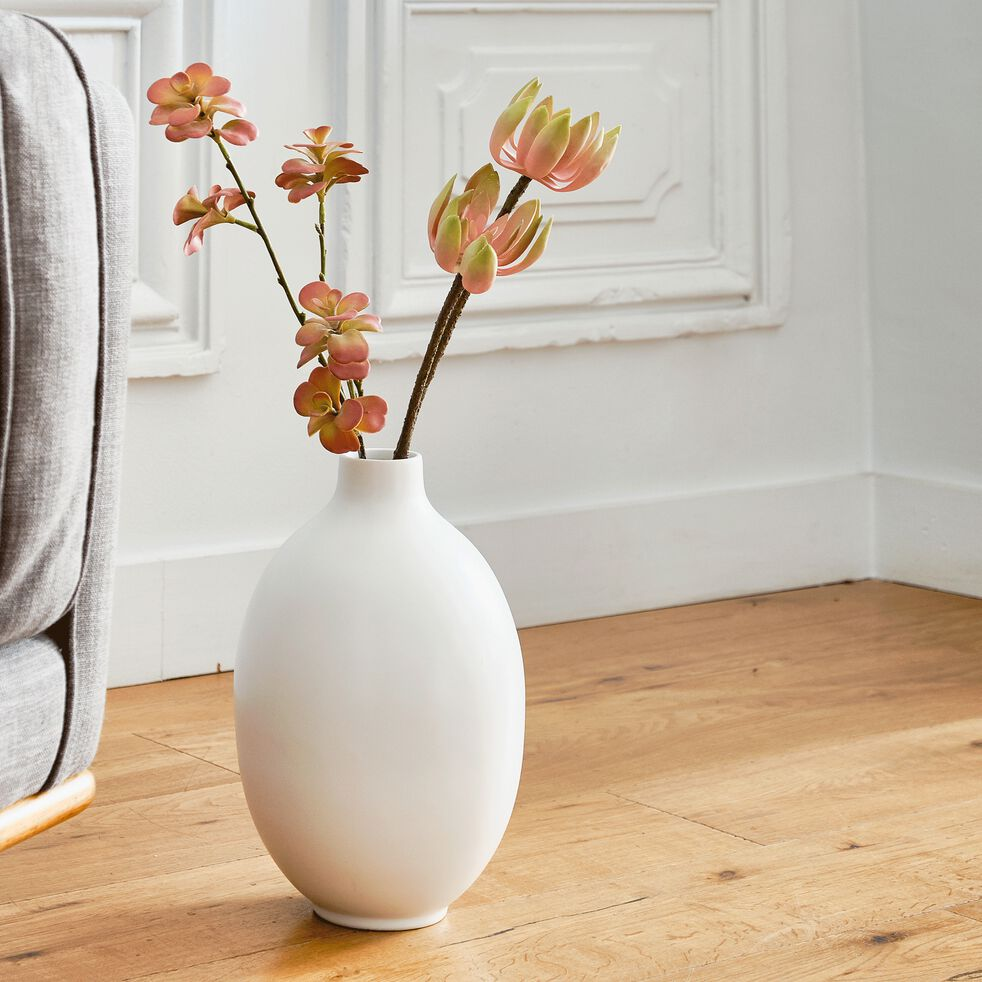 Fleur artificielle H78cm-KALANCHOE