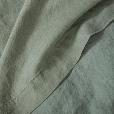 Ensemble linge de lit en lin teintes minérales-LINGE DE LIT LIN