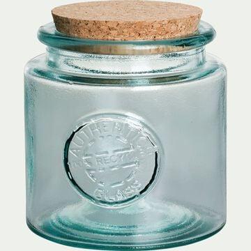 Bocal en verre recyclé 1.5L-AUTHENTIC