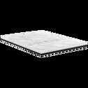 Surmatelas mousse mémoire de forme Bultex 7 cm - 160x200 cm-MEMO 7