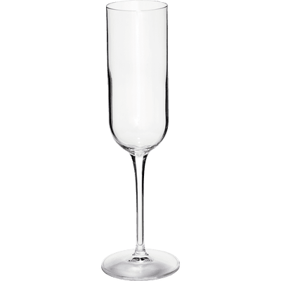 Flûte à champagne en verre 21cl-SUBLIME