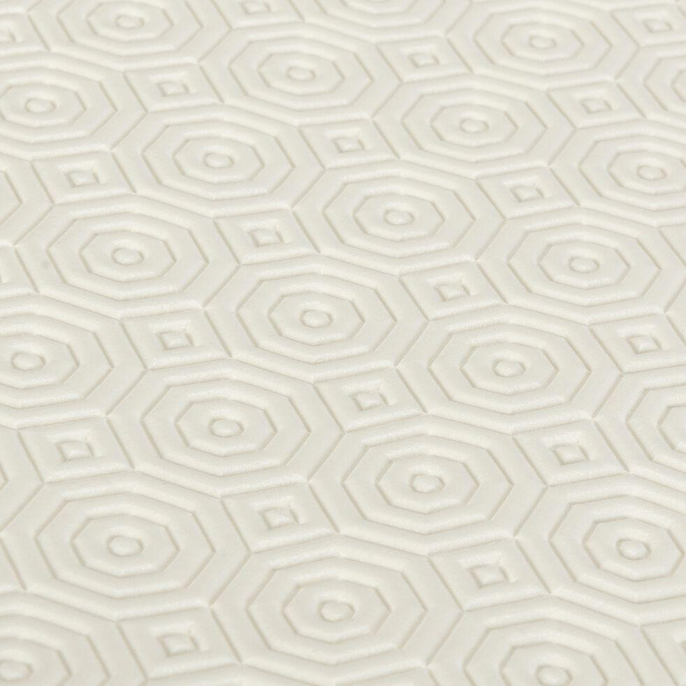 Protège table en plastique 110x200cm-CHARLES
