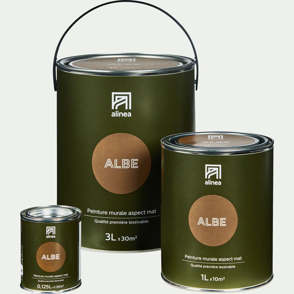 Peinture acrylique mate multi-supports - brun albe 0,125L-PEINTURE