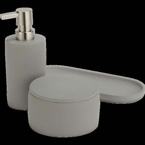Porte savons et distributeurs mobilier et d coration for Porte savon alinea