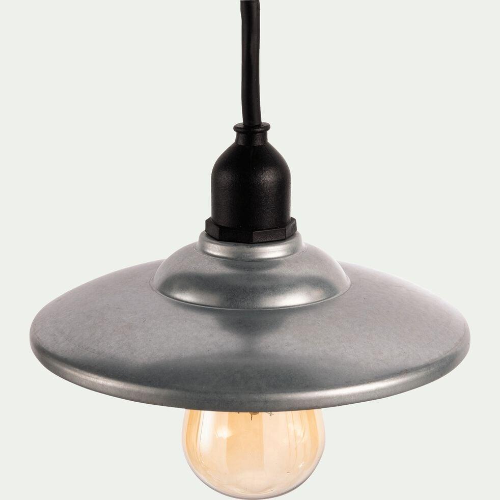 Guirlande lumineuse rétro 10 LED L6m-GALVA