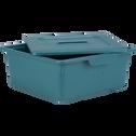 Tiroir de rangement 10L bleu niolon-ZACCHARIE