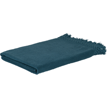 Drap de bain 90x135 bleu figuerolles-LYNA