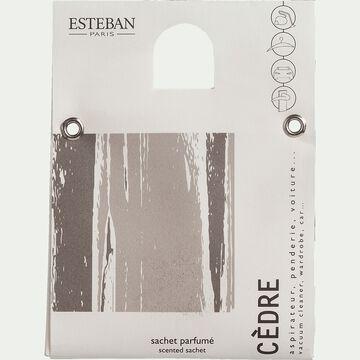Sachet parfumé cèdre-CEDRE