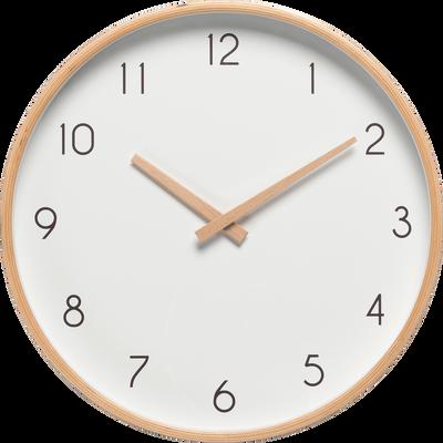 Horloge murale cuisine et salon - vintage ou design   alinea