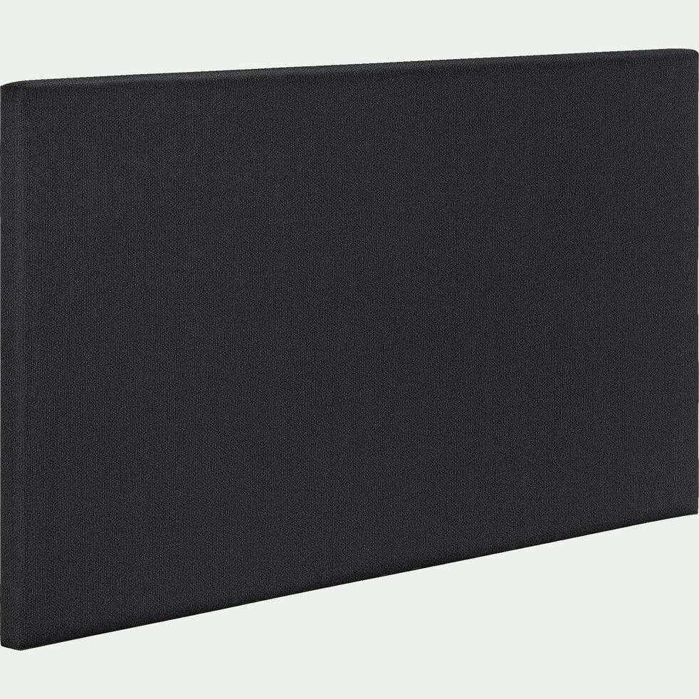 Tête de lit droite 110x170cm gris anthracite-MELETTE
