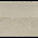 Drap de douche en coton 70x140cm vert olivier-AZUR