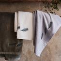 Drap de douche 70x140cm gris borie-AMBIN