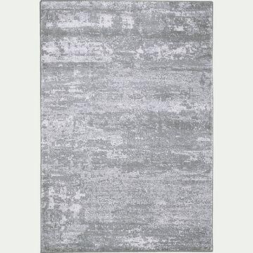 Tapis effet élimé - vert 120x170cm-Baumes