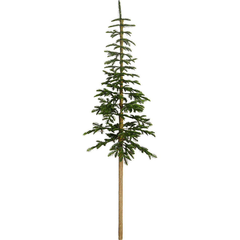 Sapin artificiel vert H180cm-FAUSTA