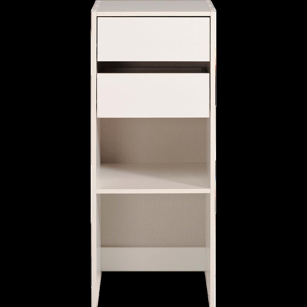 Colonne de rangement 40cm avec tiroirs-MY DRESS