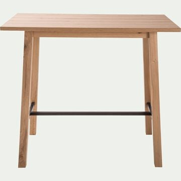 Table haute rectangulaire - L117cm-RITA