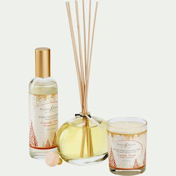 Coffret parfumé cannelle et orange-NOEL