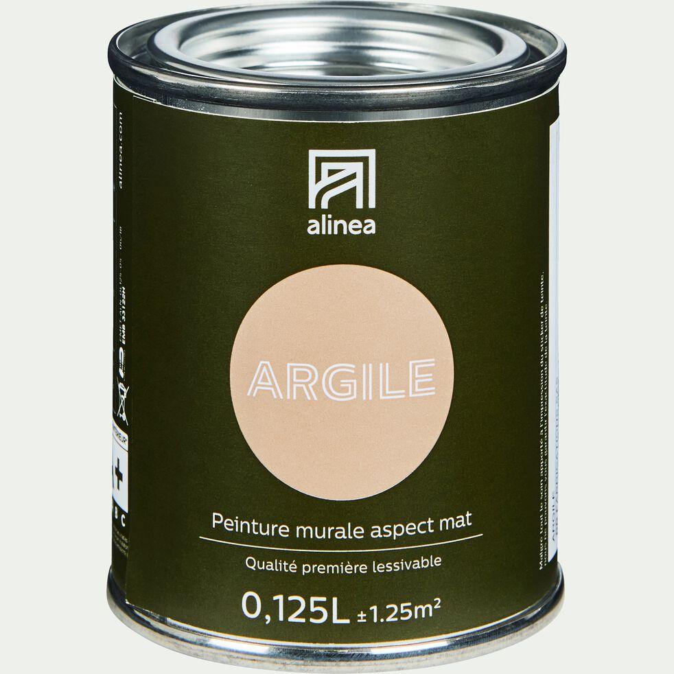 Peinture acrylique mate multi-supports - rose argile 0,125L-PEINTURE