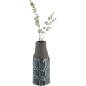 Vase en céramique vert H36,5 cm-ANGREN