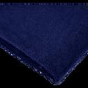 Serviette invité 30x50cm bleu myrtre-ARROS