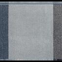 Drap de douche 70X140cm bleu-HUGO