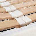 Sommier avec caisse en bois - 160x200 cm-TOPAZE