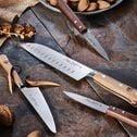 Couteau à légume en bois de noyer-TRADITION