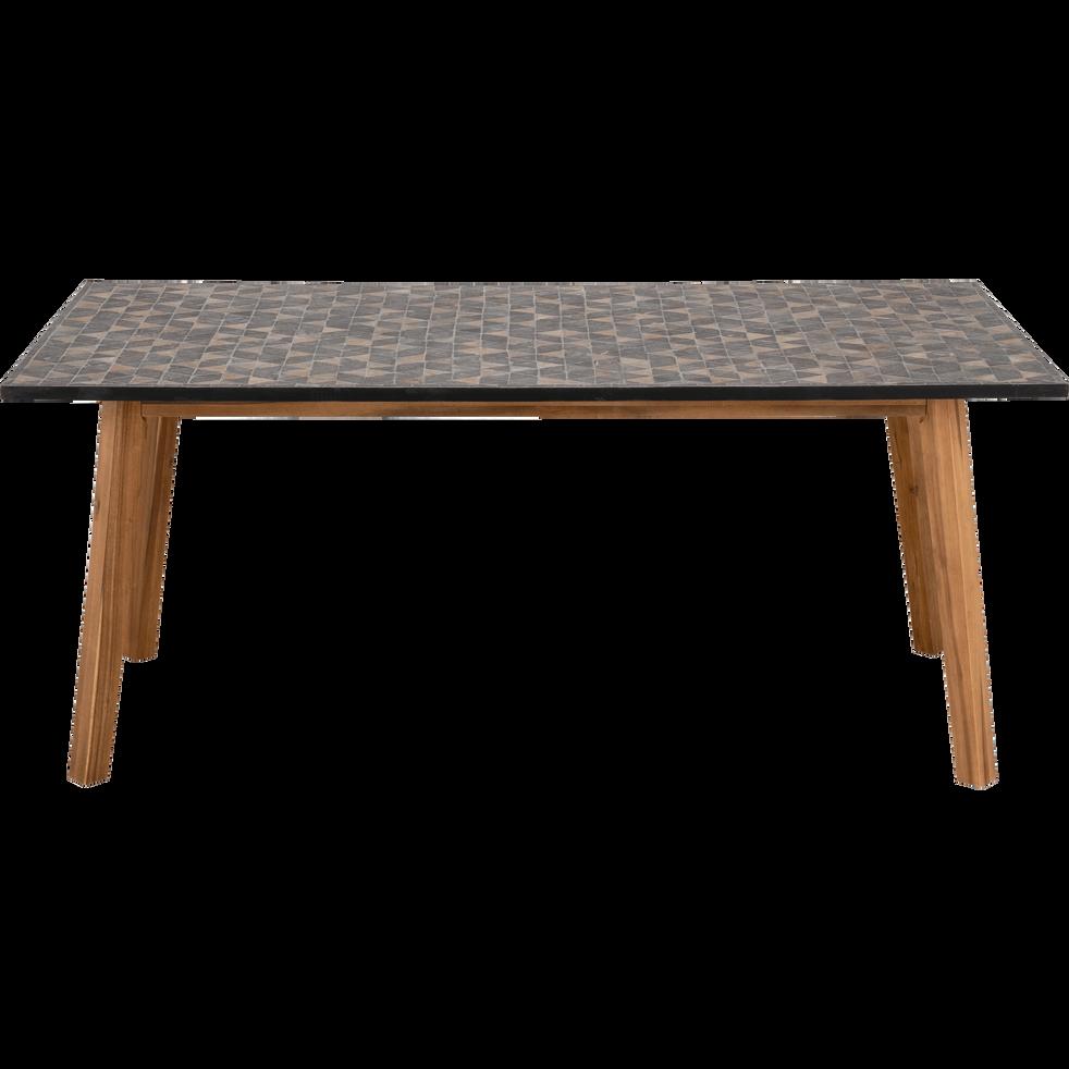 Table De Jardin Alinea. awesome table de jardin mosaique ...