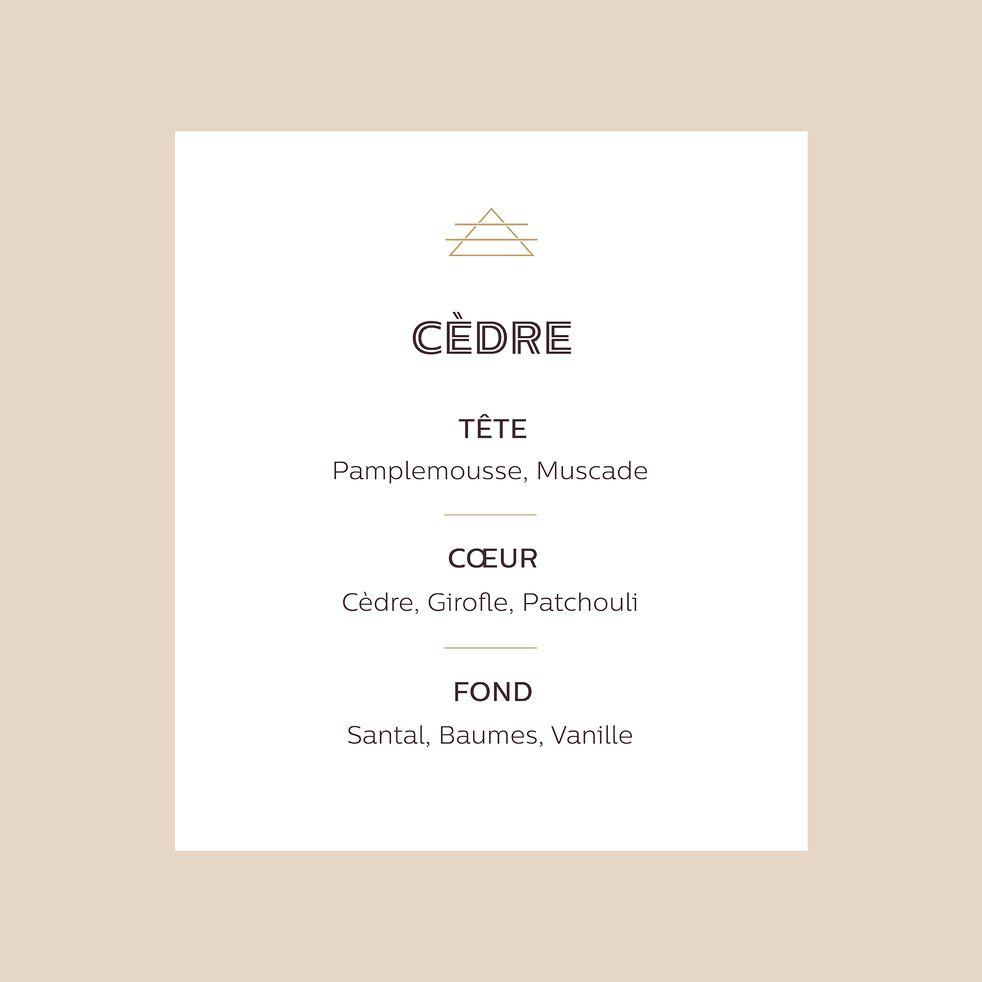 Concentré de parfum cèdre 15ml-ESTEBAN
