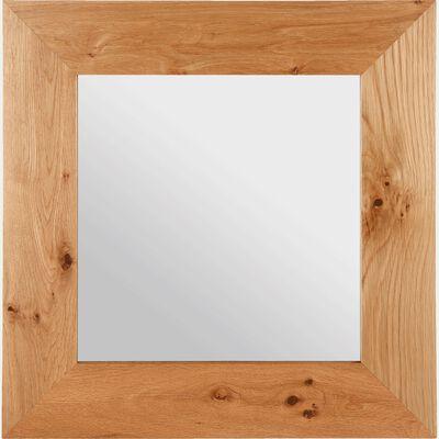 Miroir 60x60cm naturel-Nina