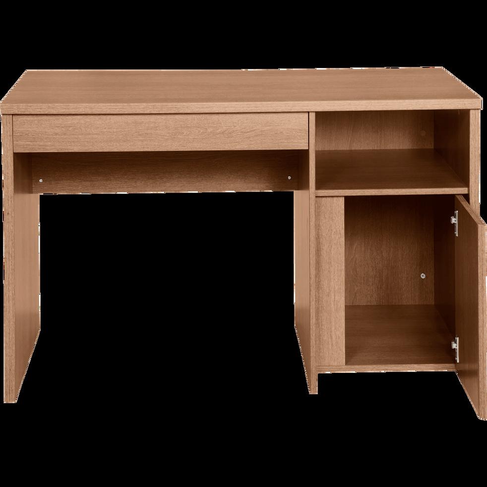 bureau junior tiroir bois clair naturela chaises et bureaux enfant alinea. Black Bedroom Furniture Sets. Home Design Ideas