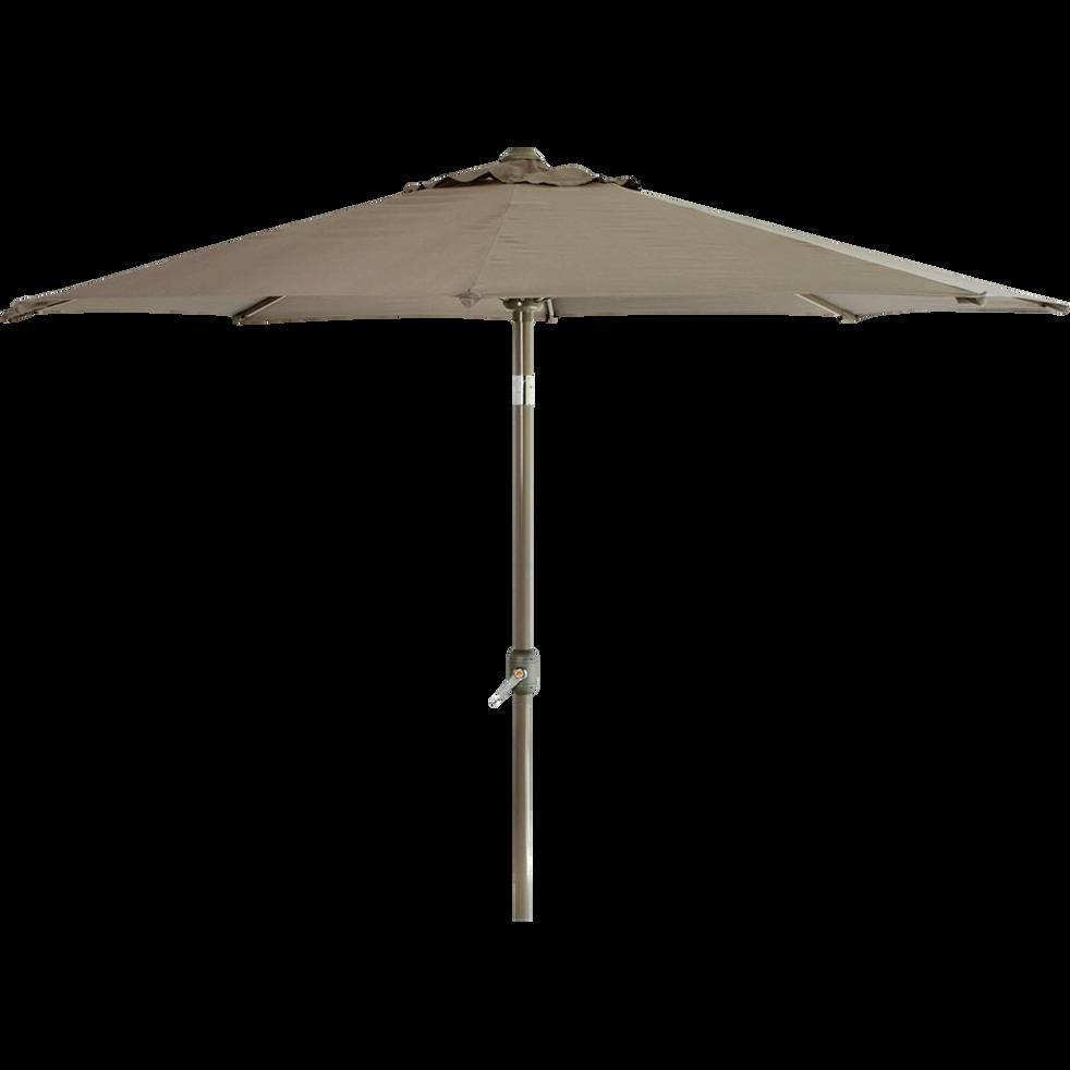 parasol orientable manivelle tomeo parasols et voiles d 39 ombrage alinea. Black Bedroom Furniture Sets. Home Design Ideas