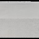 Lot de 2 gants en coton gris borie-AZUR