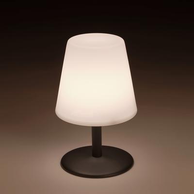 Lampe à poser nomade blanc h26cm-MINI STANDY