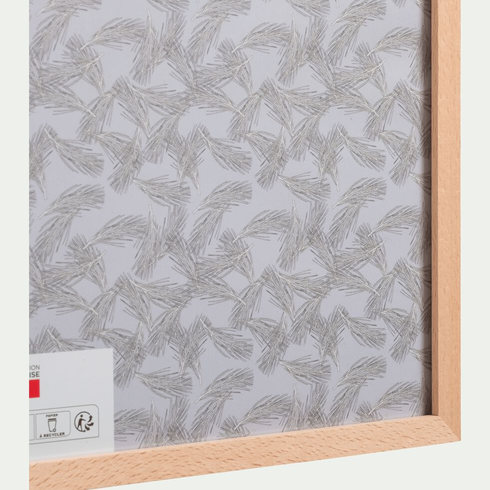 Cadre photo en bois L40xH50cm-HETRE