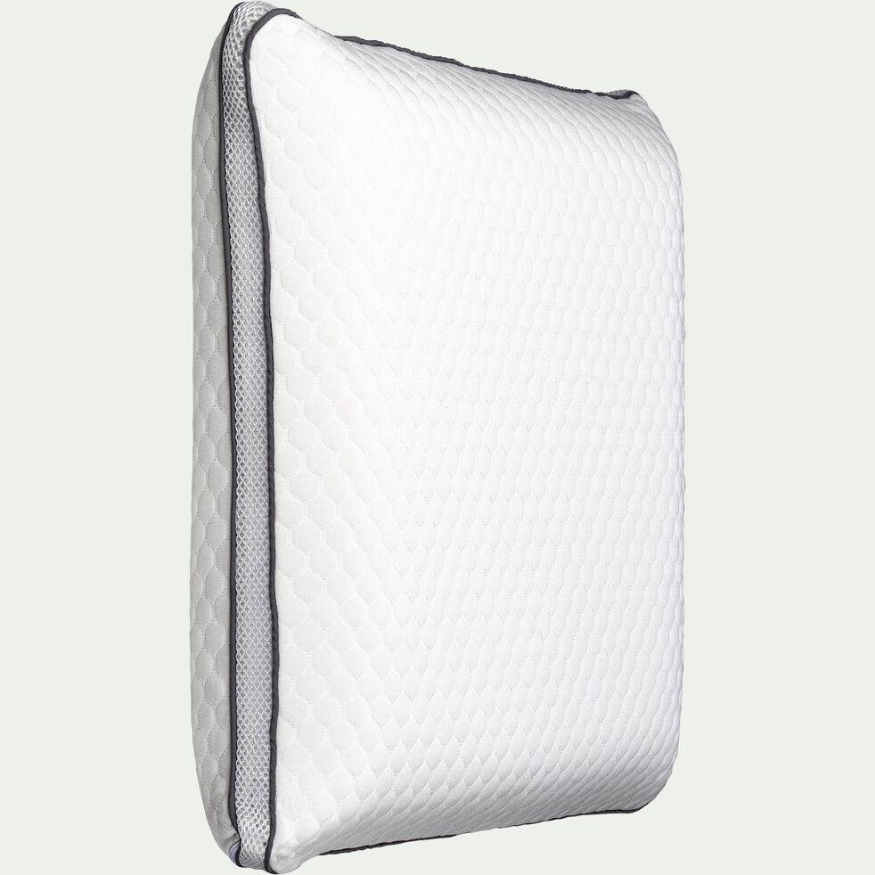 Oreiller en latex naturel 60x60cm-NATUR REFLEX