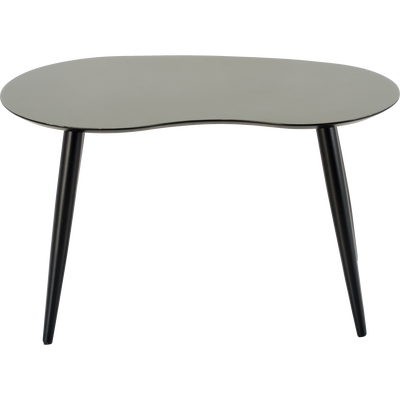 Table Basse Table Basse Ronde Bois Metal Alinea