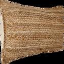 Coussin en toile de jute 30x50cm-RUSH