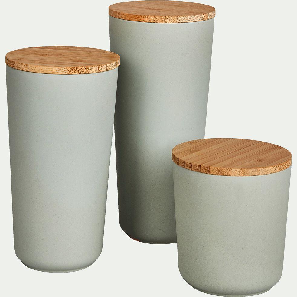Boite bambou - vert cèdre 1,1L-VOVO