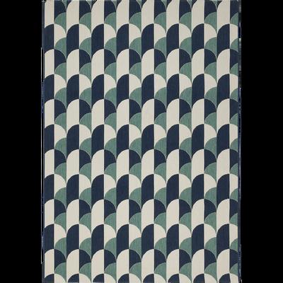 tapis intérieur et extérieur motif chevrons 160X230cm-CARO