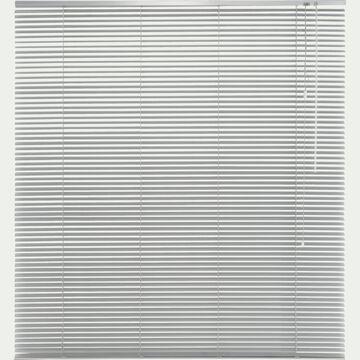 Store vénitien en aluminium - gris 75x175cm-VENITIEN AL