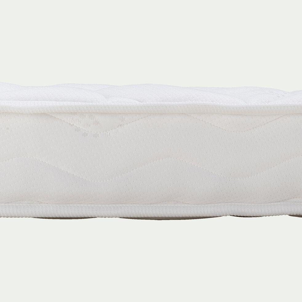 Matelas enfant mousse alinea H14cm - 90x190cm-MINAU