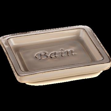 Porte-savon en céramique-Bain