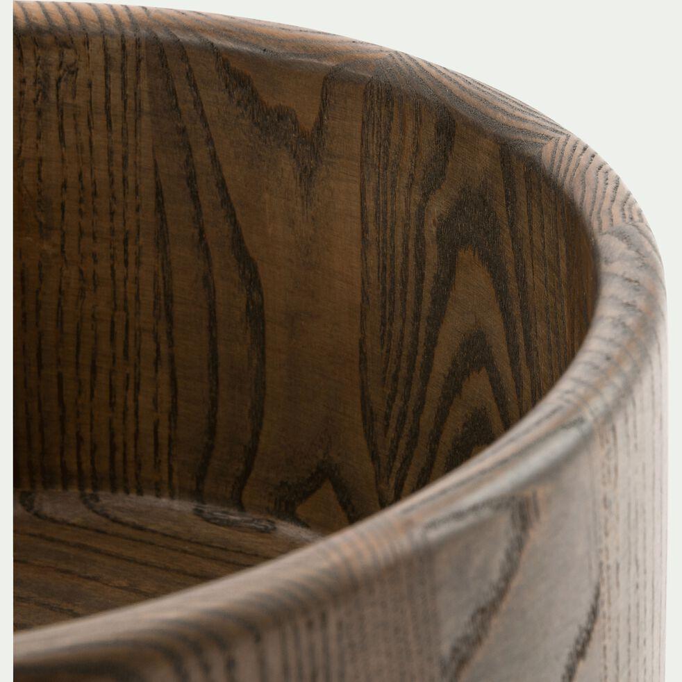 Saladier en bois D27,9cm-MAS