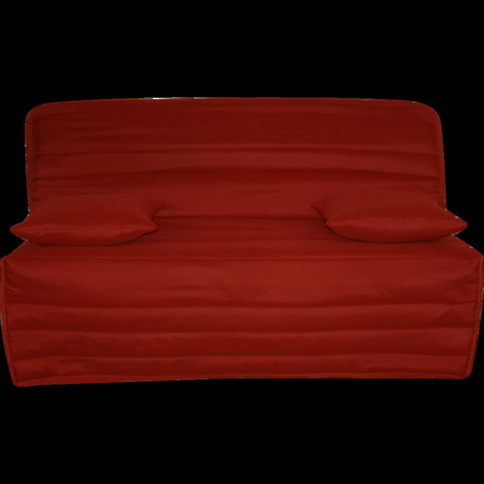 housse pour bz 160cm rouge ha ti alinea. Black Bedroom Furniture Sets. Home Design Ideas