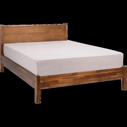 Lit Places Cadres De Lits Personne Lits X Alinea Alinea - Lit avec tete de lit rangement 160x200